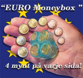 Moneybox för euro